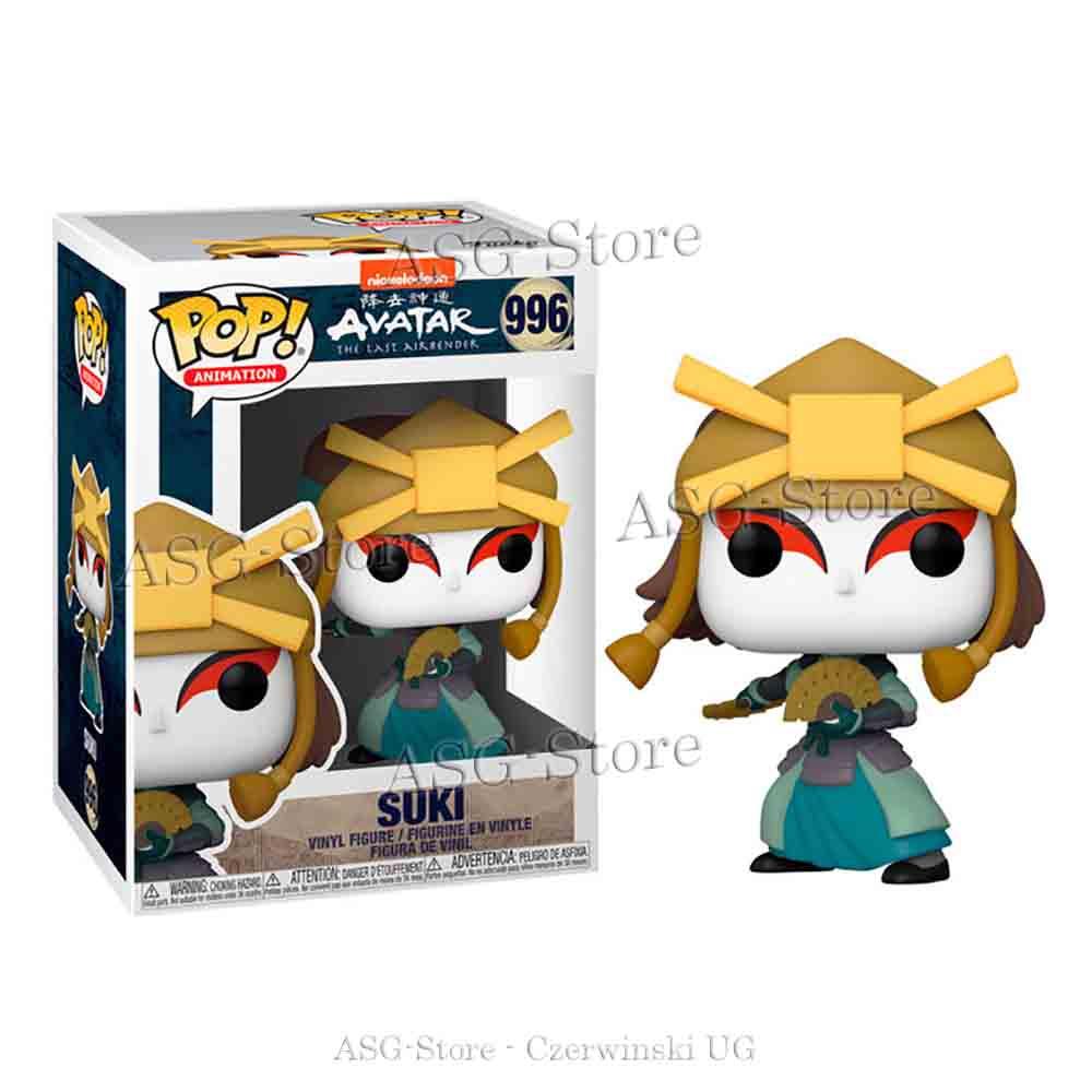 Funko Pop Animation 996 Avatar Suki