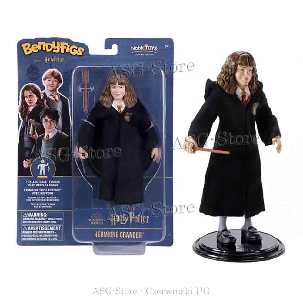 Harry Potter - Hermine Granger - Bendyfigsfigur Biegefigur