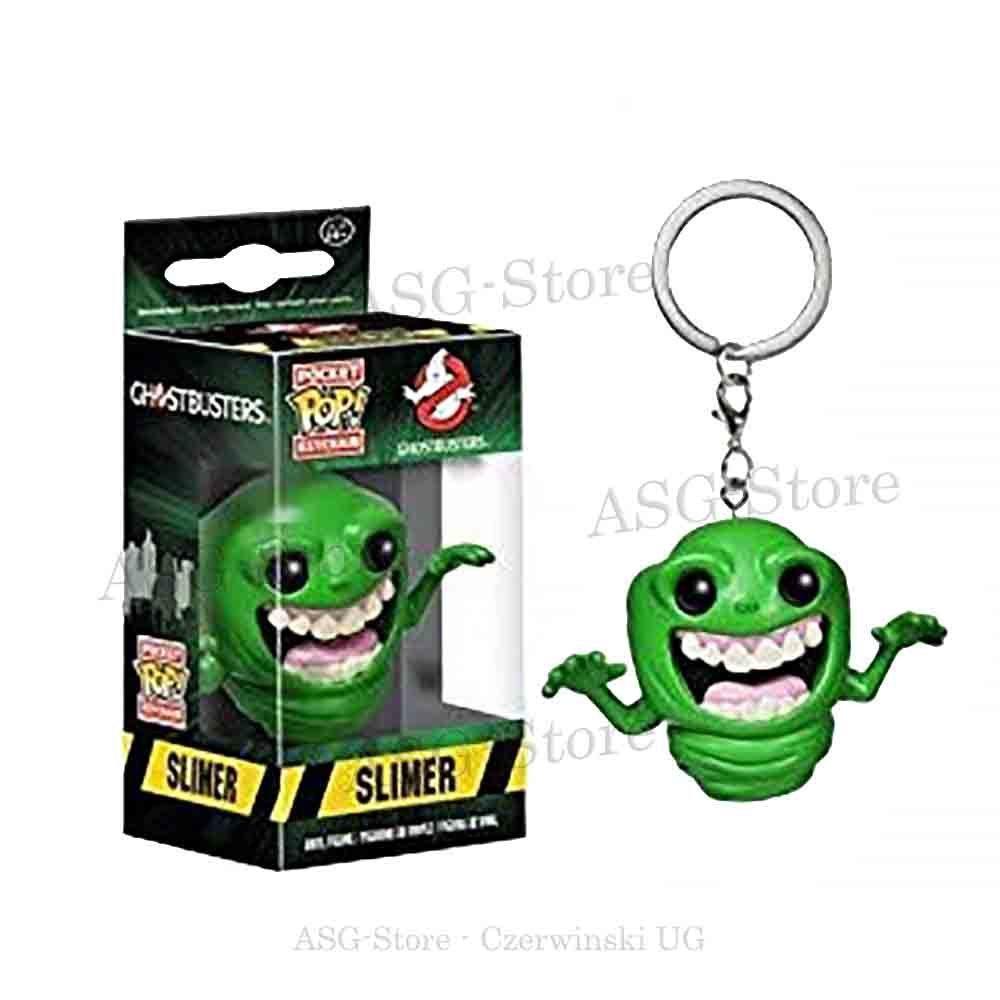 Funko Pocket Pop Keychain Ghostbusters Slimer