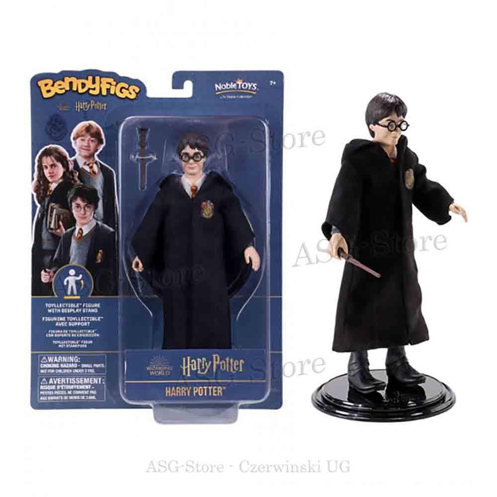 Harry Potter als Bendyfigs Biegefigur