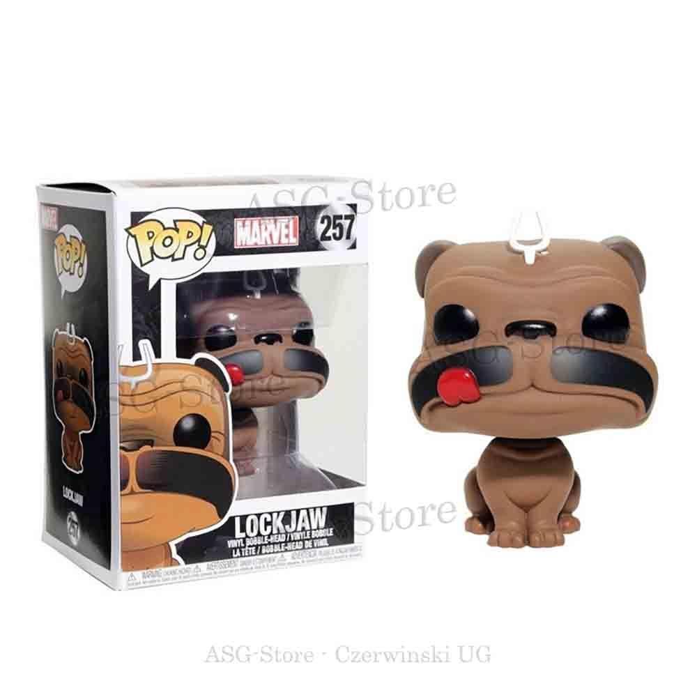 Funko Pop Marvel 257 Inhumans Lockjaw
