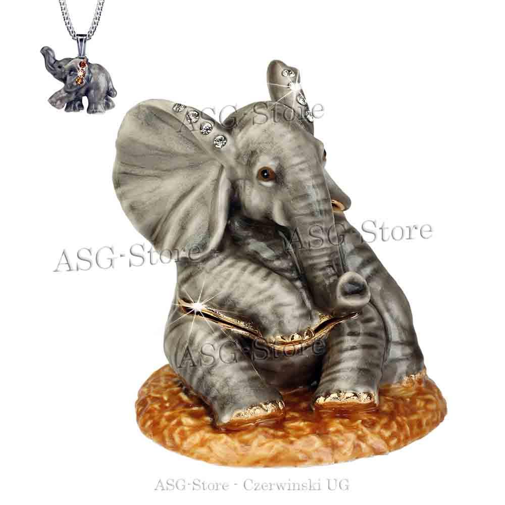 """""""Secrets"""" from Hidden Treasures Baby Elephant / Baby Elefant"""