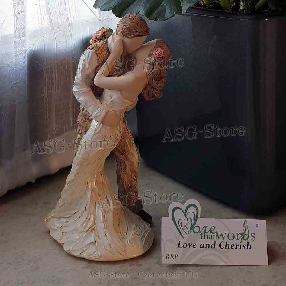 "Figur ""Love & Cherish"" More than words"