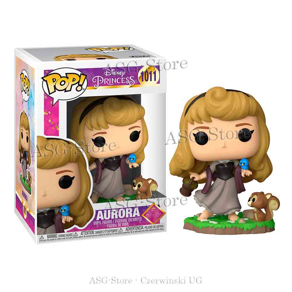 Funko Pop Disney 1011 Princess Aurora