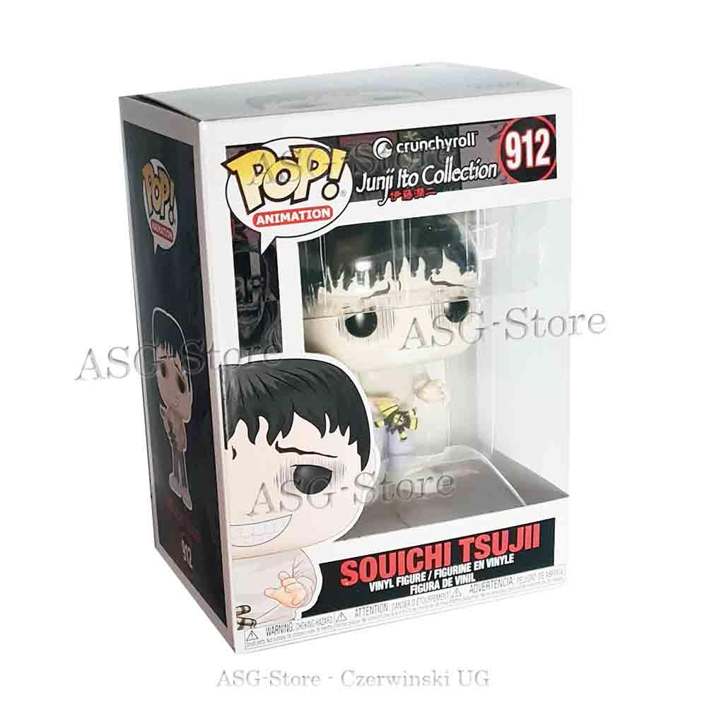 Funko Pop Animation 912 Junji Ito Souichi Tsujii