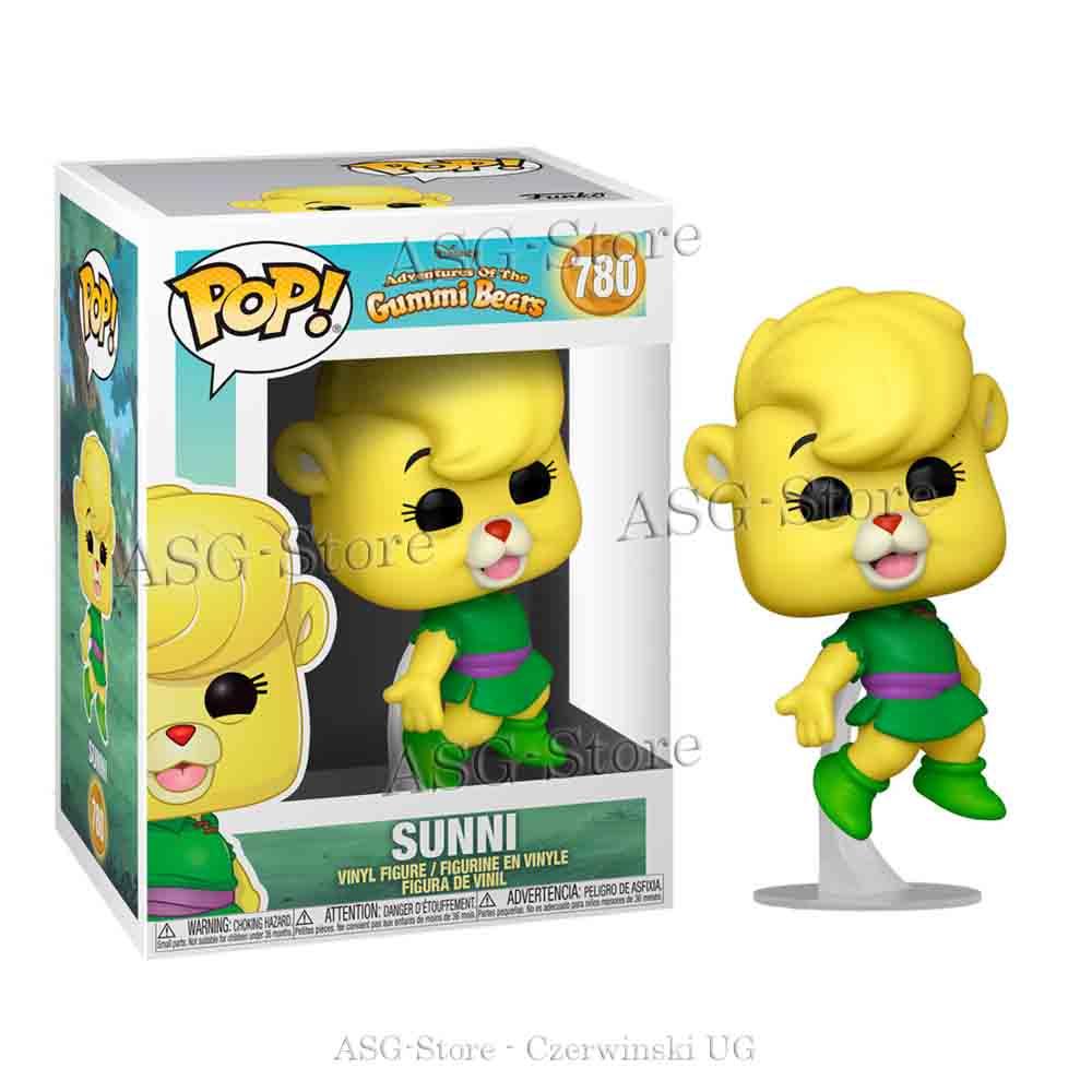Funko Pop Disney 780 Gummibärenbande Sunni
