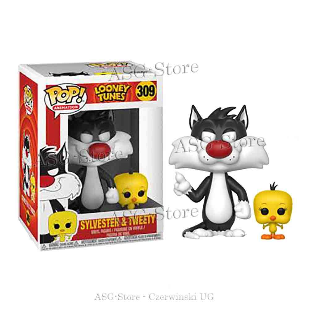 Funko Pop Animation 309 Looney Tunes Sylvester & Tweety