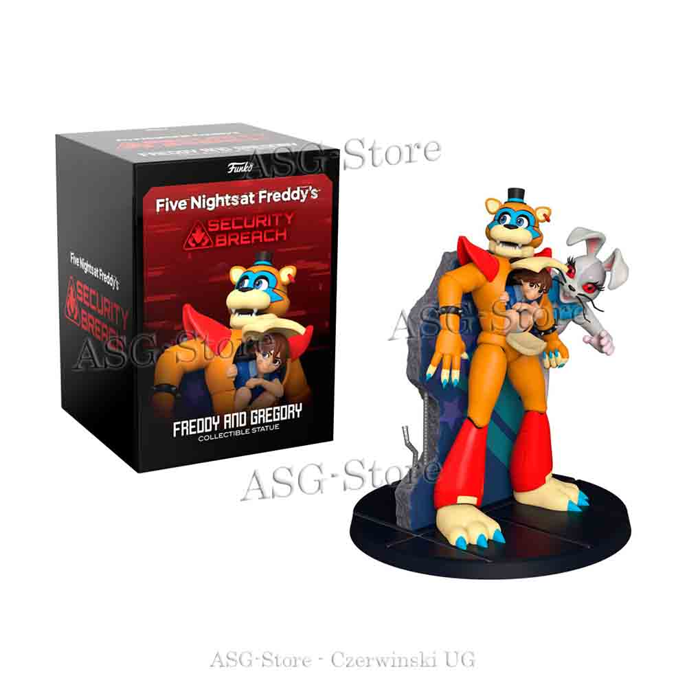 Funko Collectible Statue Five Nights at Freddy´s Freddy & Gregory