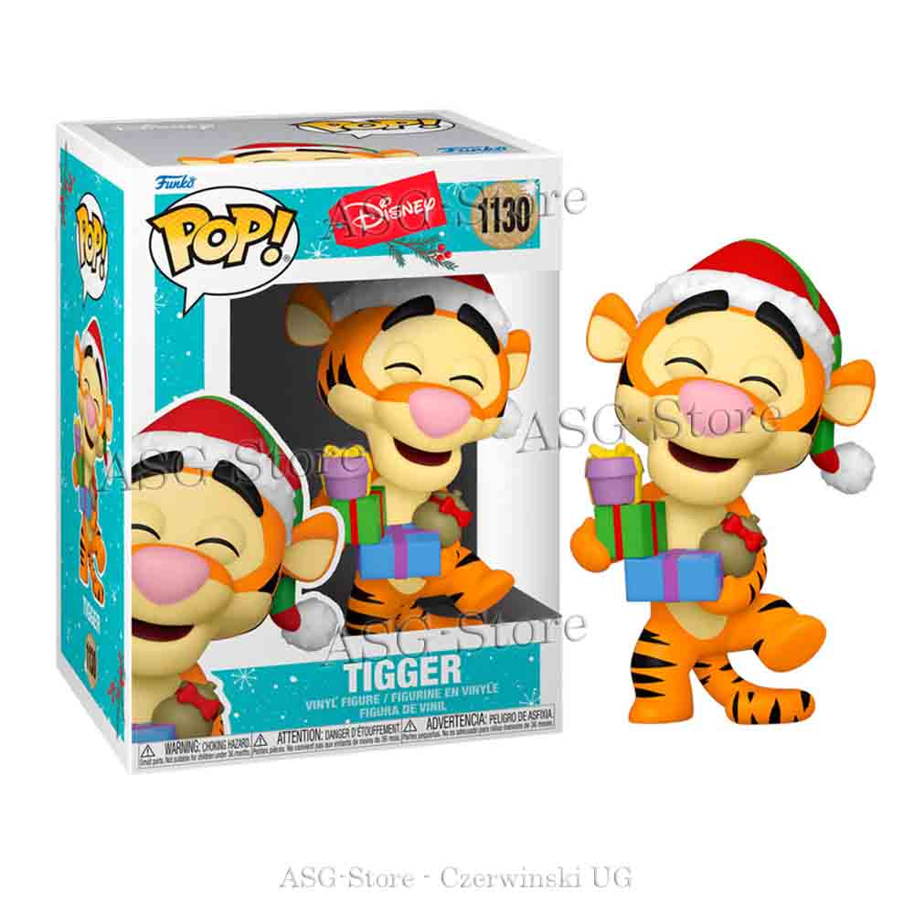 Funko Pop Disney Holiday 1130 Tigger