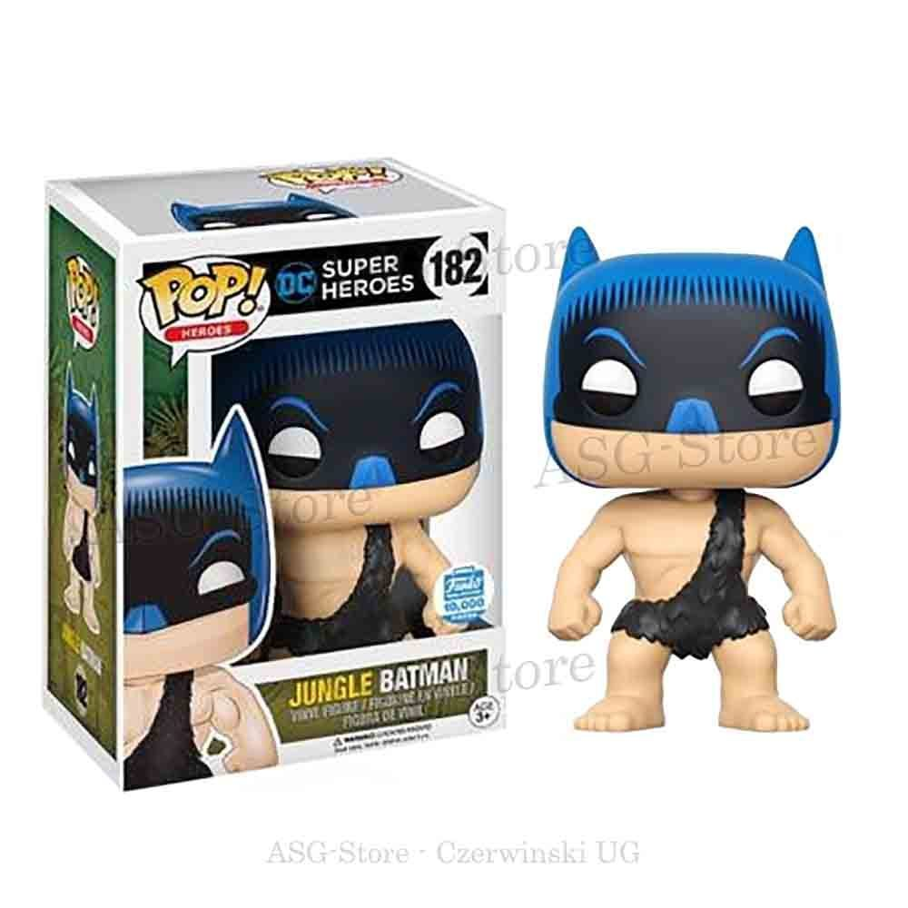 Funko Pop Heroes 182 DC Jungle Batman 10.000 Stück