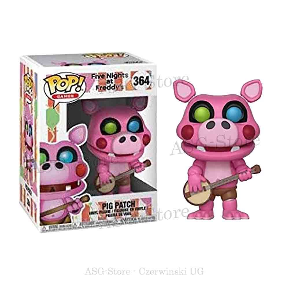 Funko Pop Games 364 Five Nights at Freddy Pig Patch