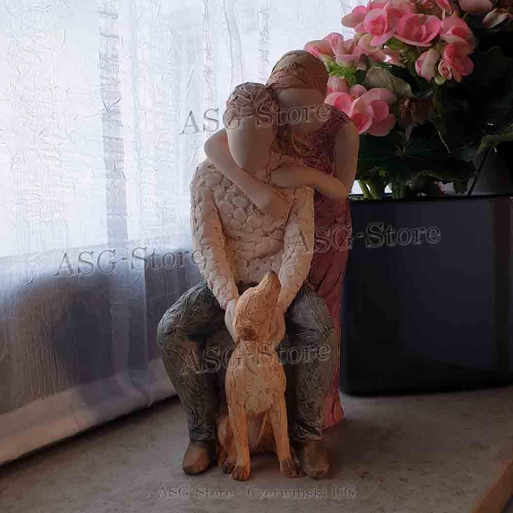 "Figur ""Loyal Companion"" More than words"