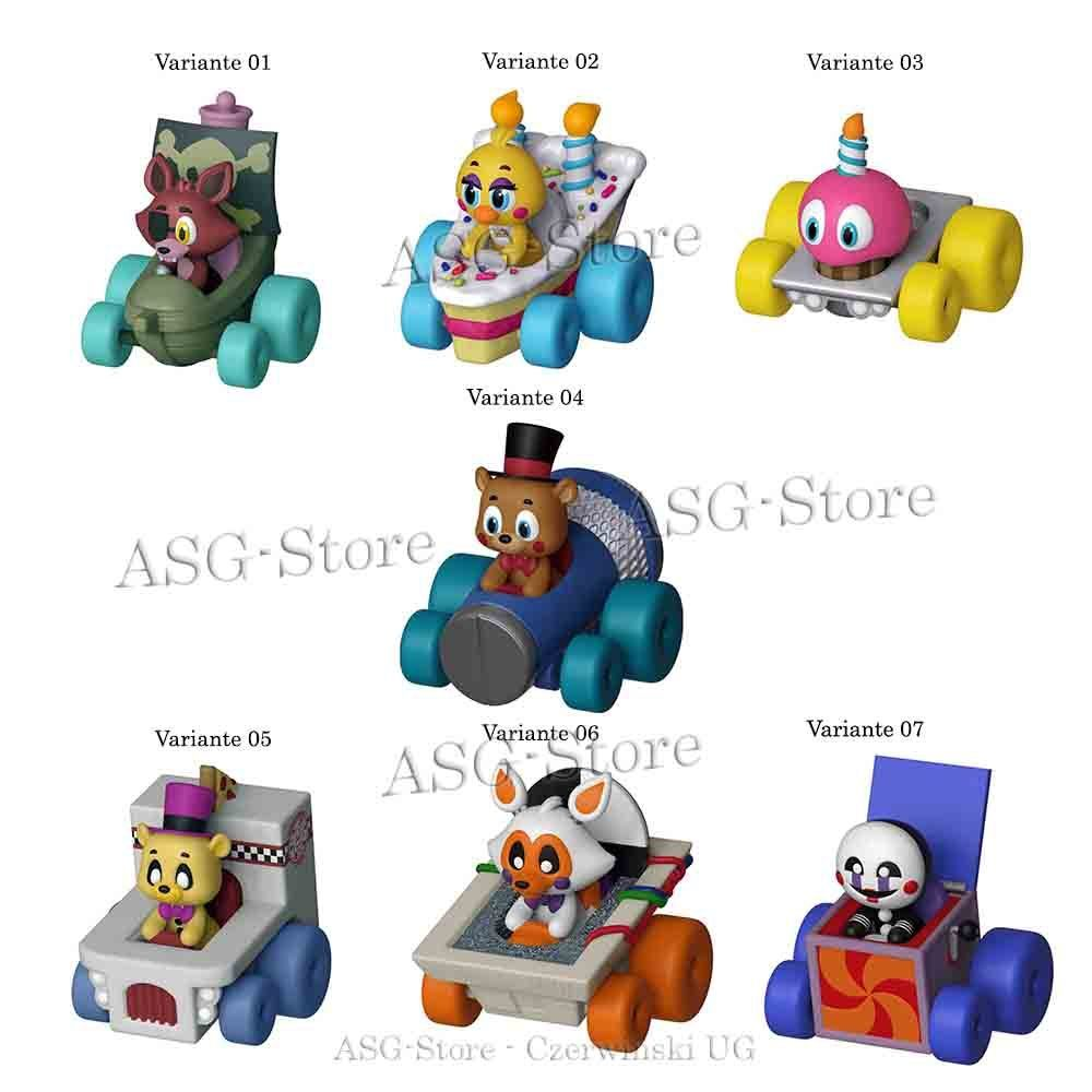 Five Nights at Freddy´s Funko Racers