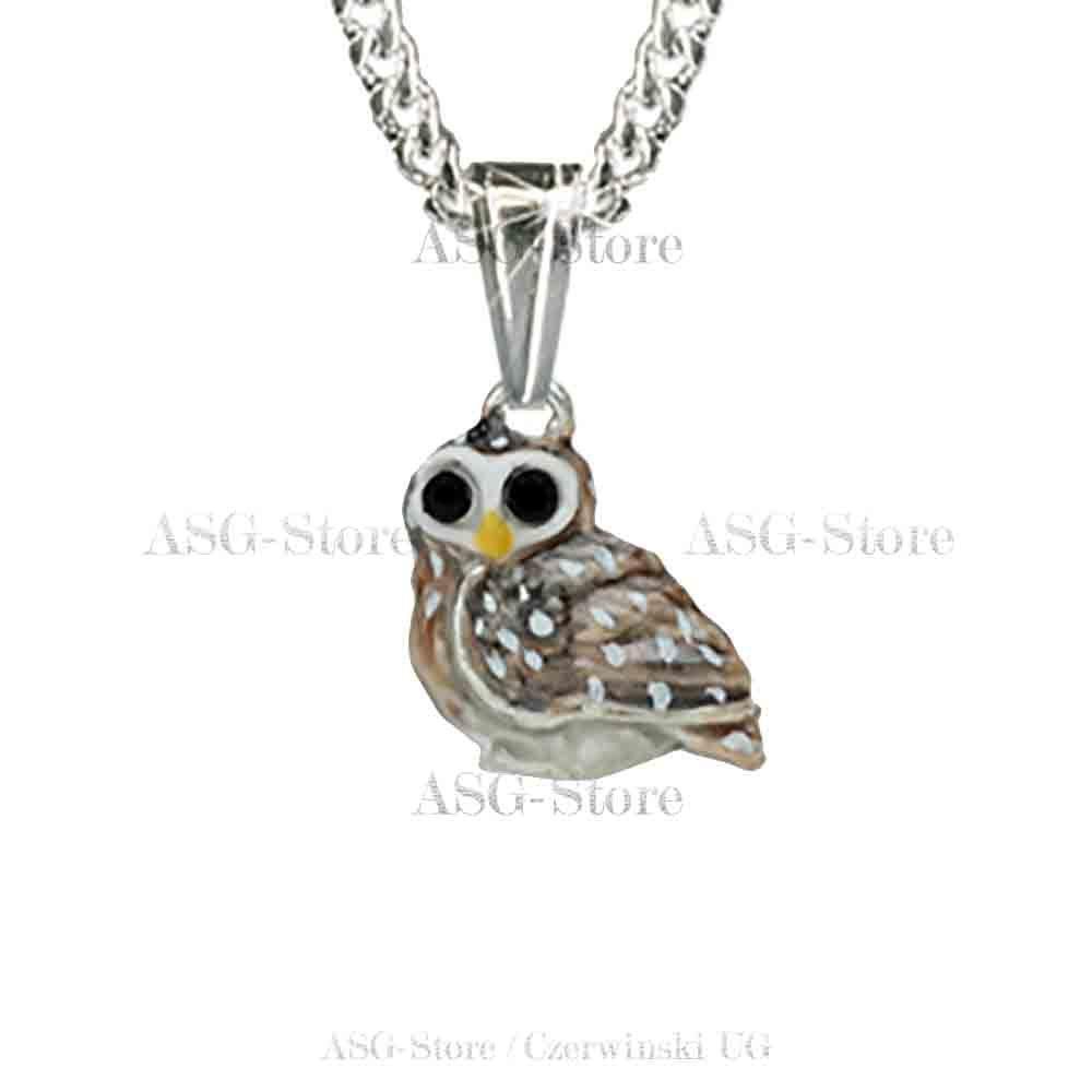 """Secrets"" from Hidden Treasures Little Owl / kleine Eule"