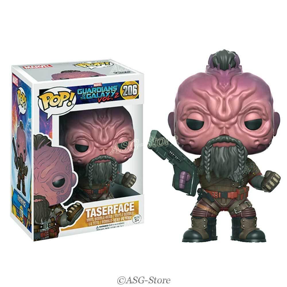 Funko Pop Marvel 206 Guardians of the Galaxy Taserface