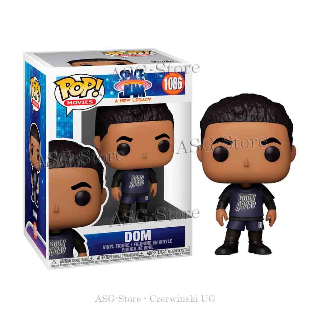 Funko Pop Movies 1086 Space Jam 2 Dom