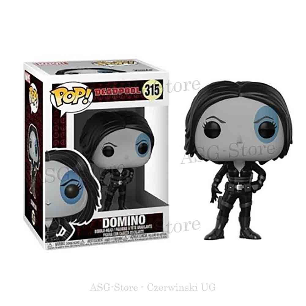Funko Pop Marvel 315 Deadpool Domino