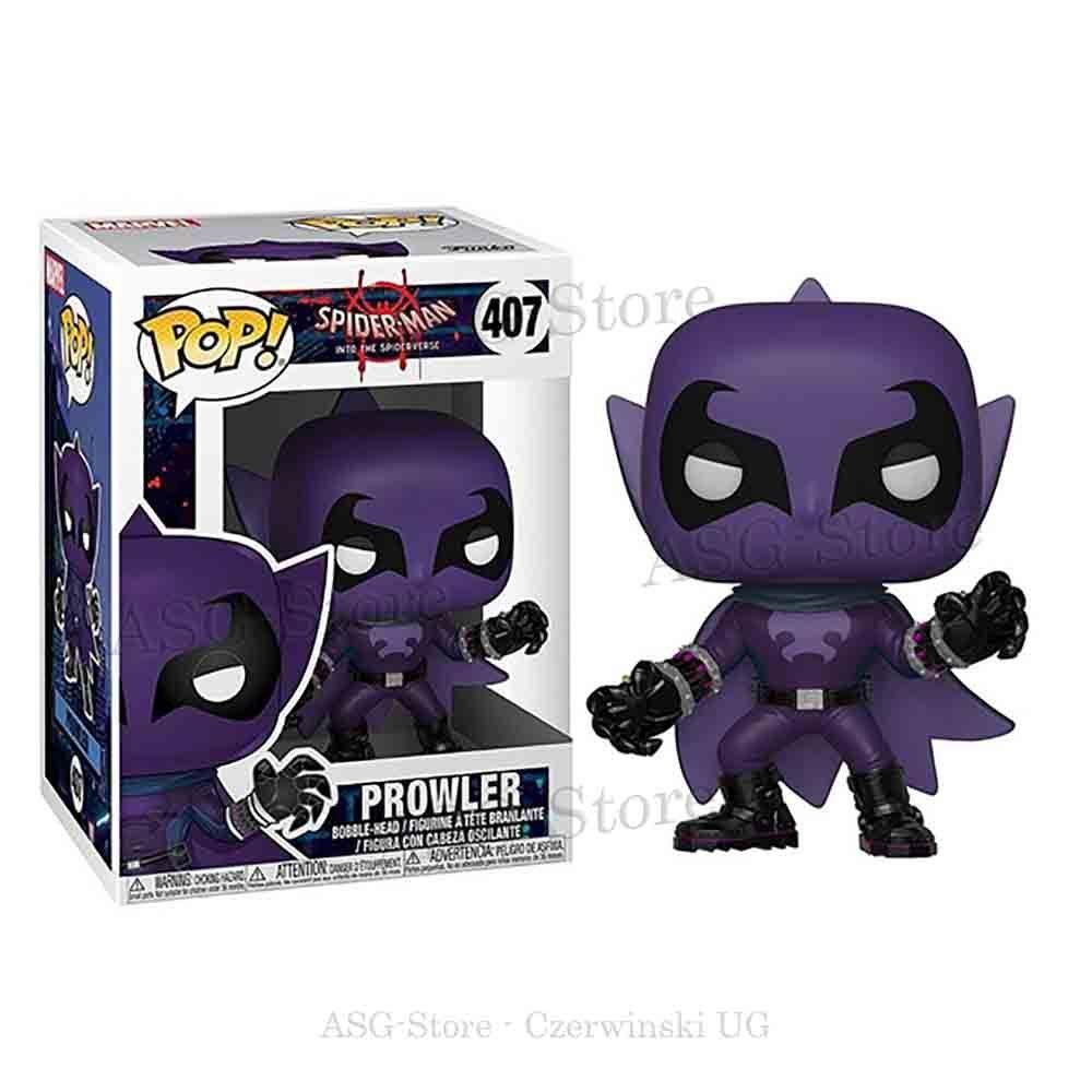 Funko Pop Animation 407 Spider-Man Prowler