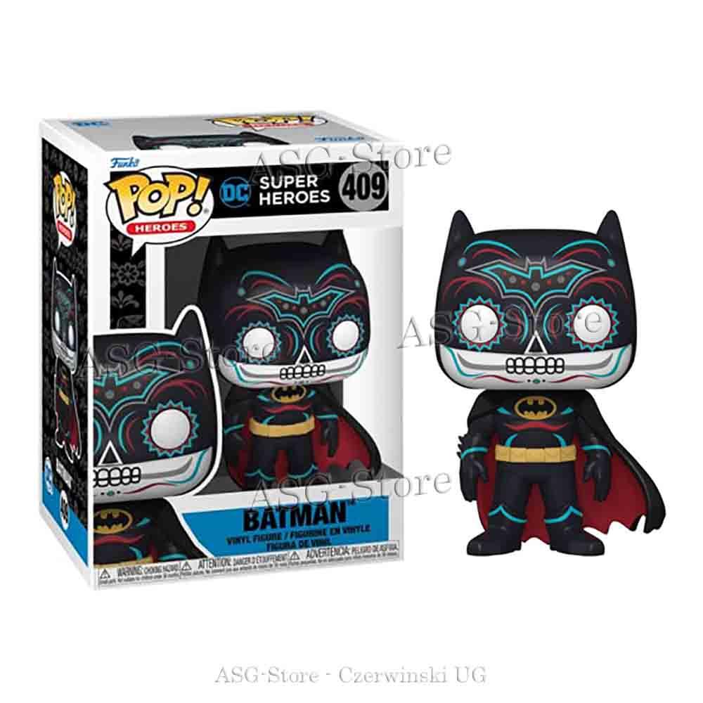 Funko Pop Heroes 409 Dia De Los DC Batman