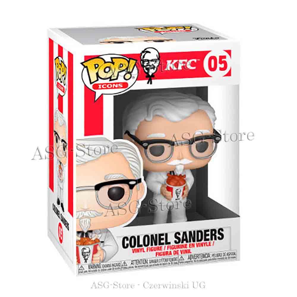 Funko Pop AD Icons 05 KFC Colonel Sanders