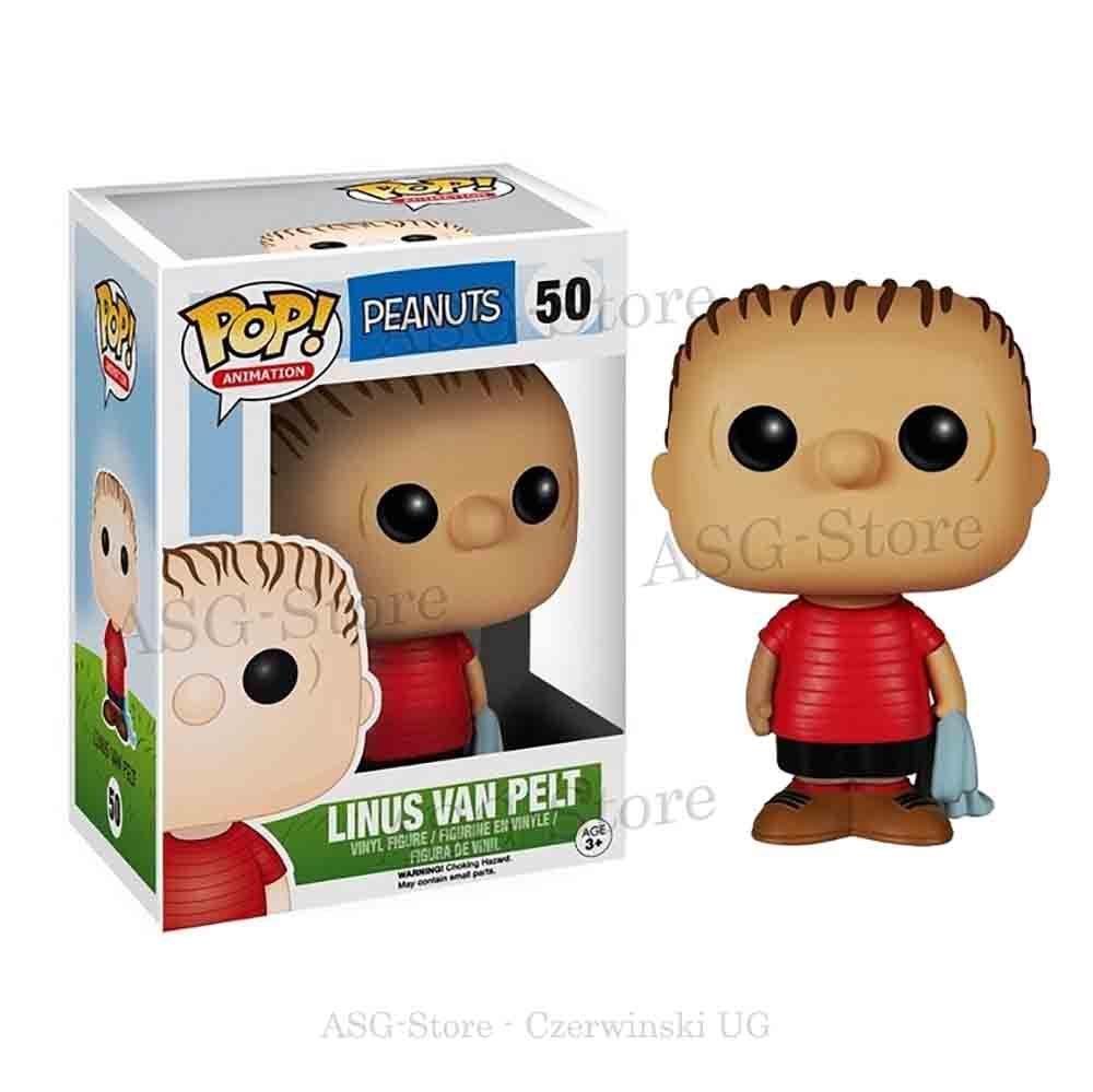 Funko Pop Animation 50 Peanuts Linus van Pelt