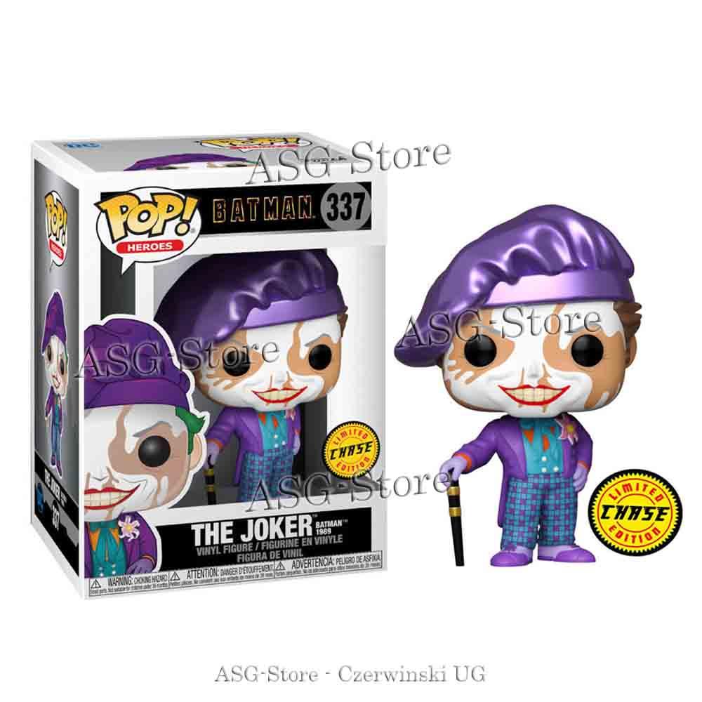 Funko Pop Heroes 337 Batman The Joker Chase