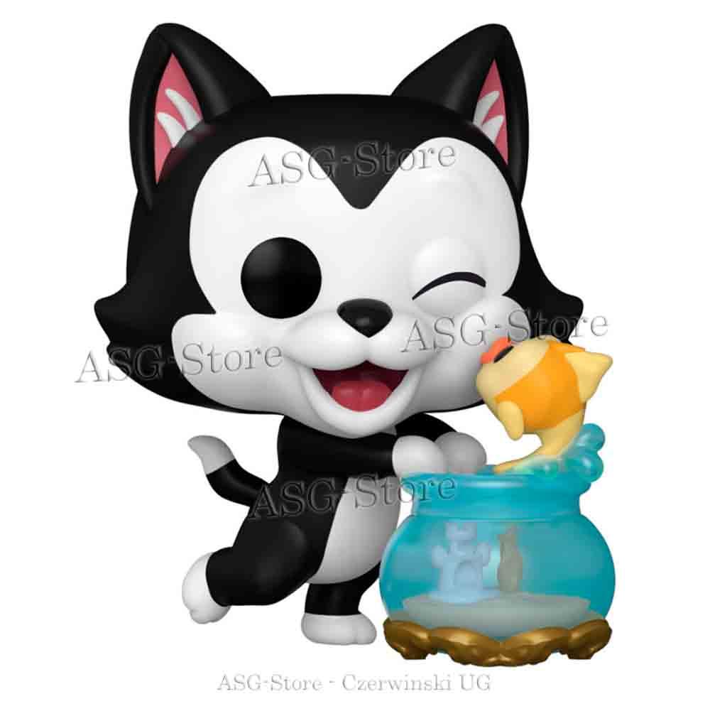 Funko Pop Disney 1025 Pinocchio Figaro with Cleo