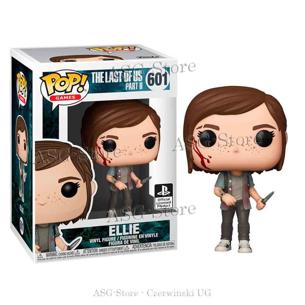 Funko Pop Games 601 The last of us Ellie