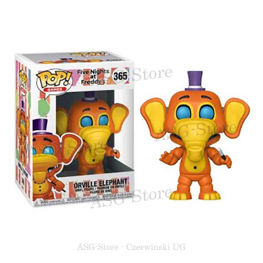 Funko Pop Games 365 Five Nights at Freddy Orville Elephant