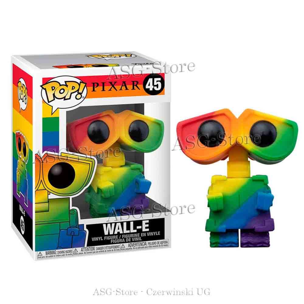 Funko Pop Disney 45 Rainbow Wall-E