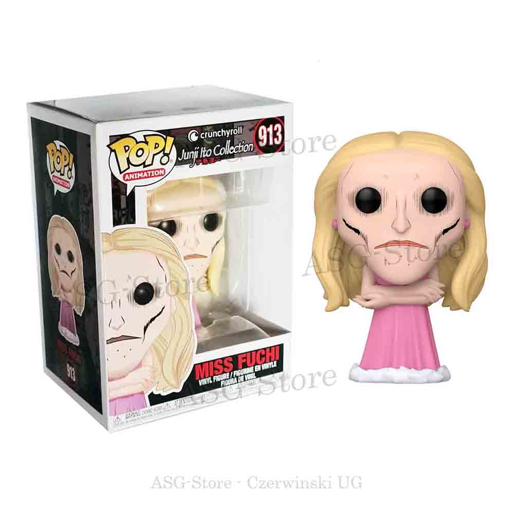 Funko Pop Animation 913 Junji Ito Miss Fuchi