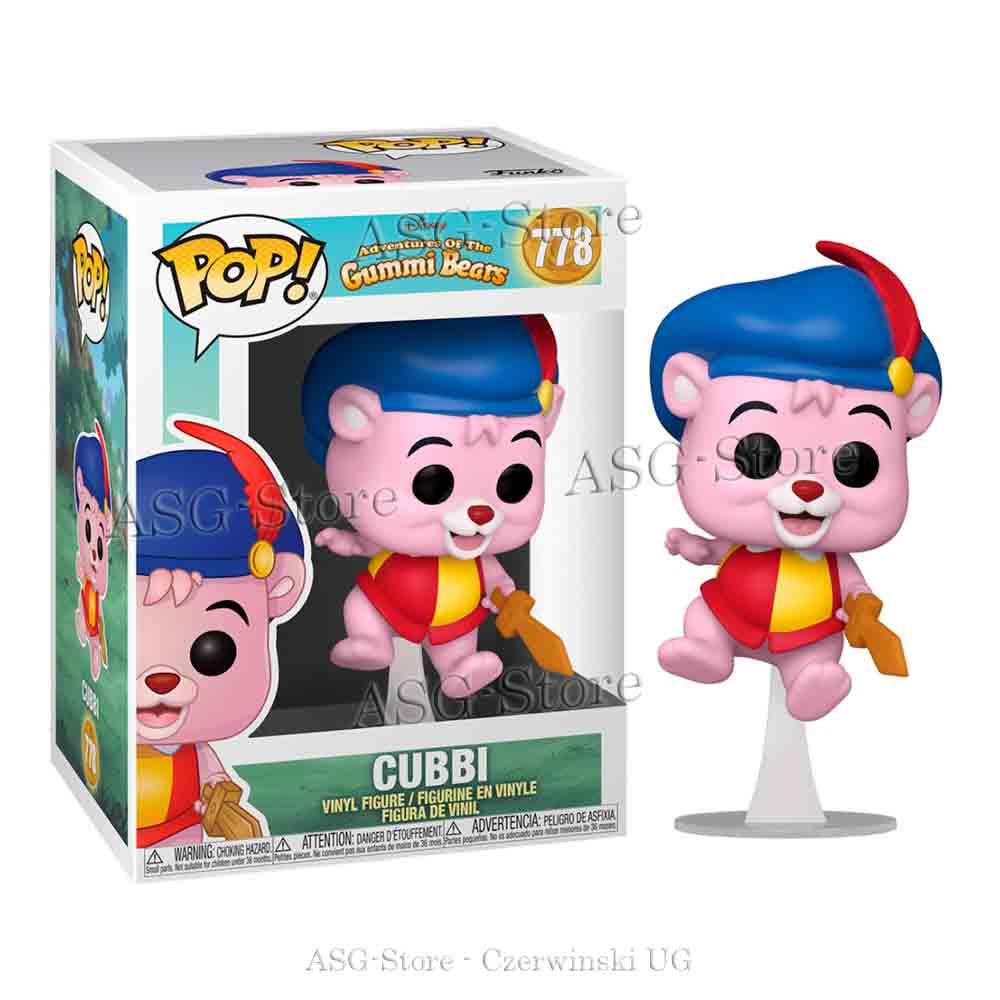 Funko Pop Disney 778 Gummibärenbande Cubbi