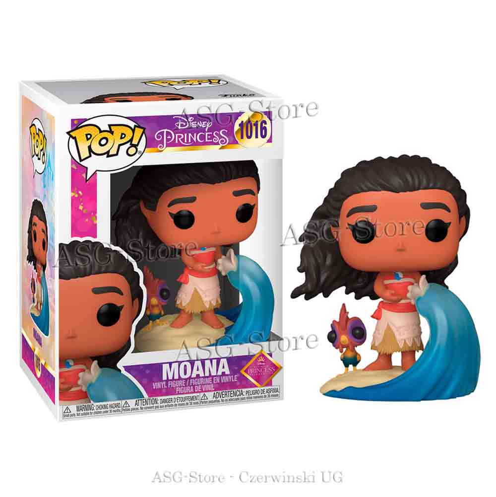 Funko Pop Disney 1016 Ultimate Princess Moana