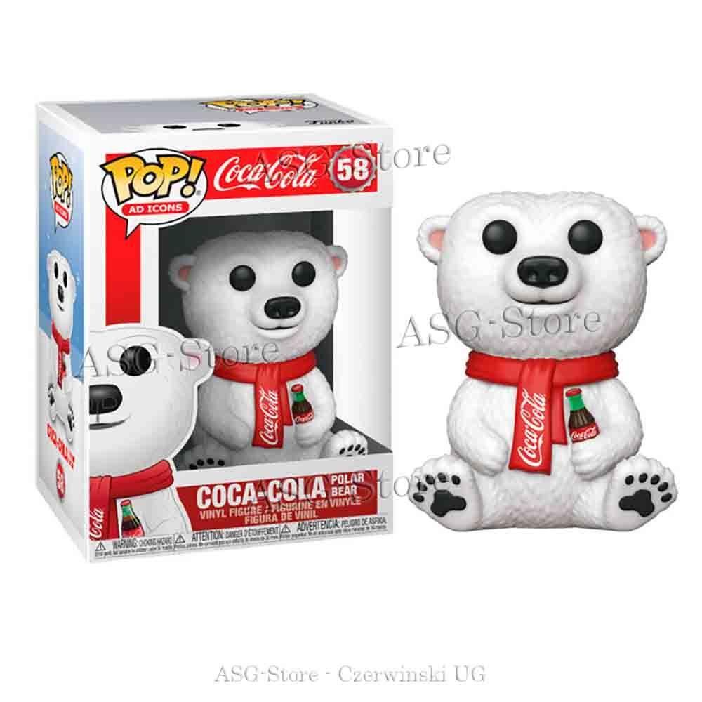 Funko Pop AD Icons 58 Coca Cola Polar Bear