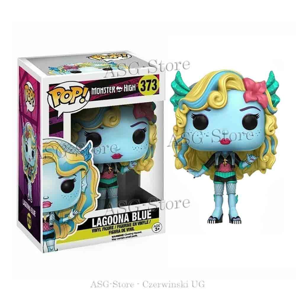 Funko Pop 373 Monster High Lagoona Blue