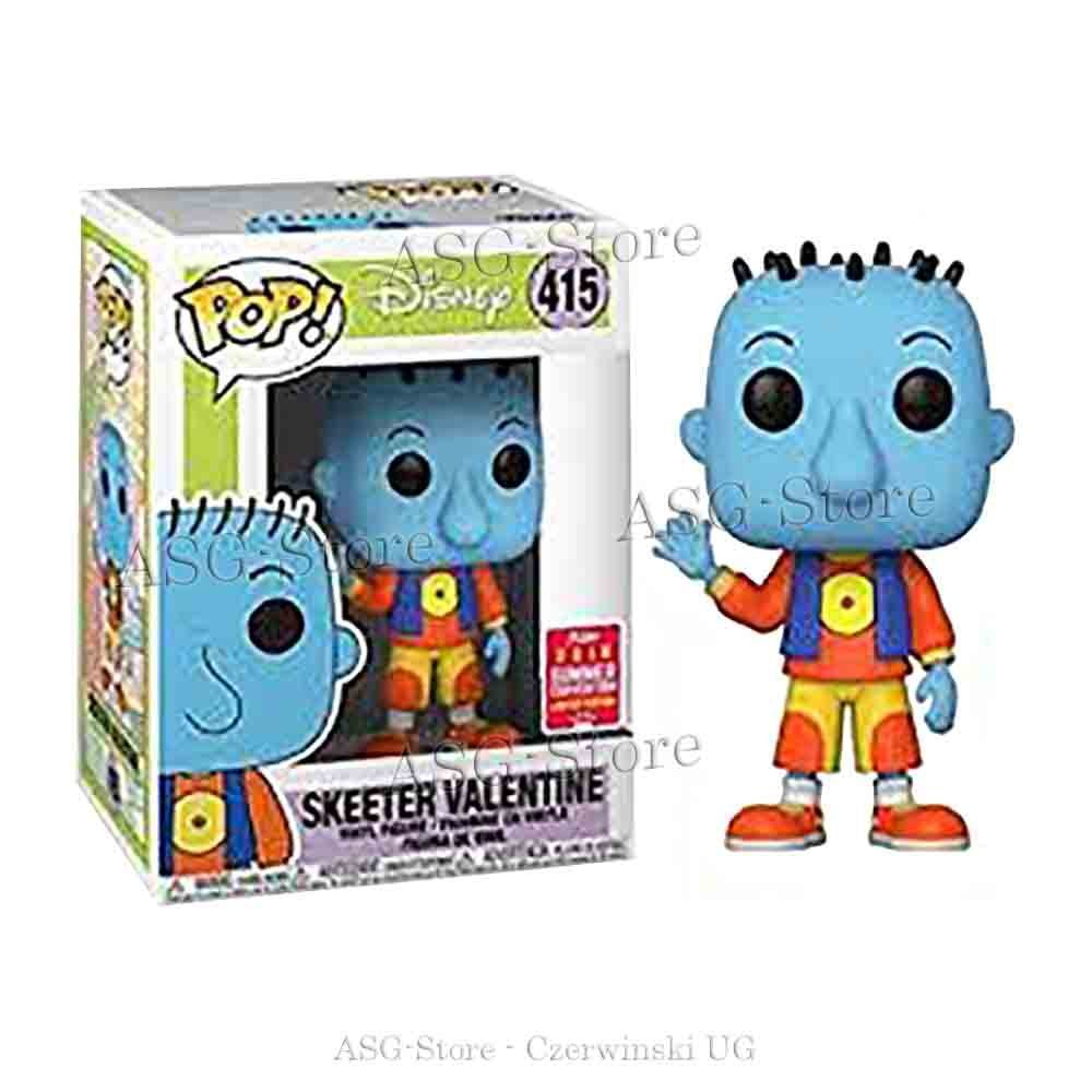 Funko Pop Disney 415 Skeeter Valentine Limited Edition