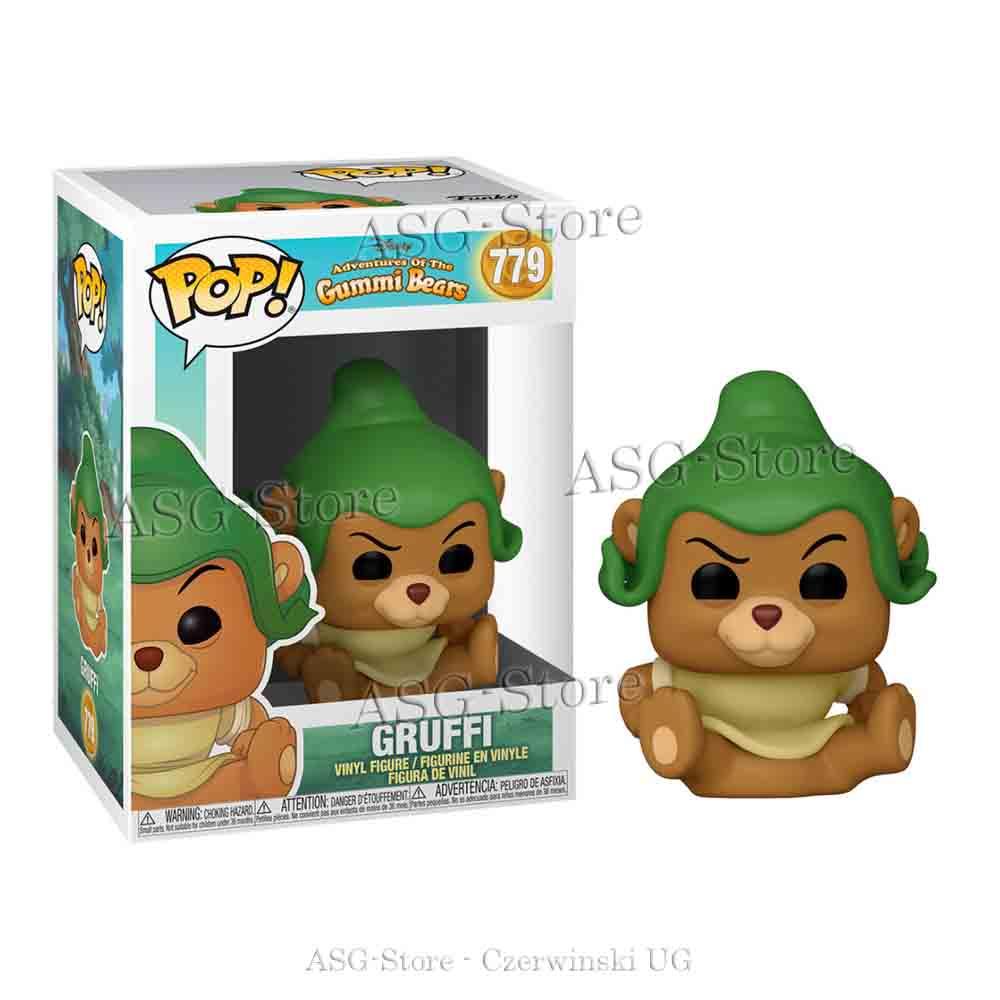 Funko Pop Disney 779 Gummibärenbande Gruffi
