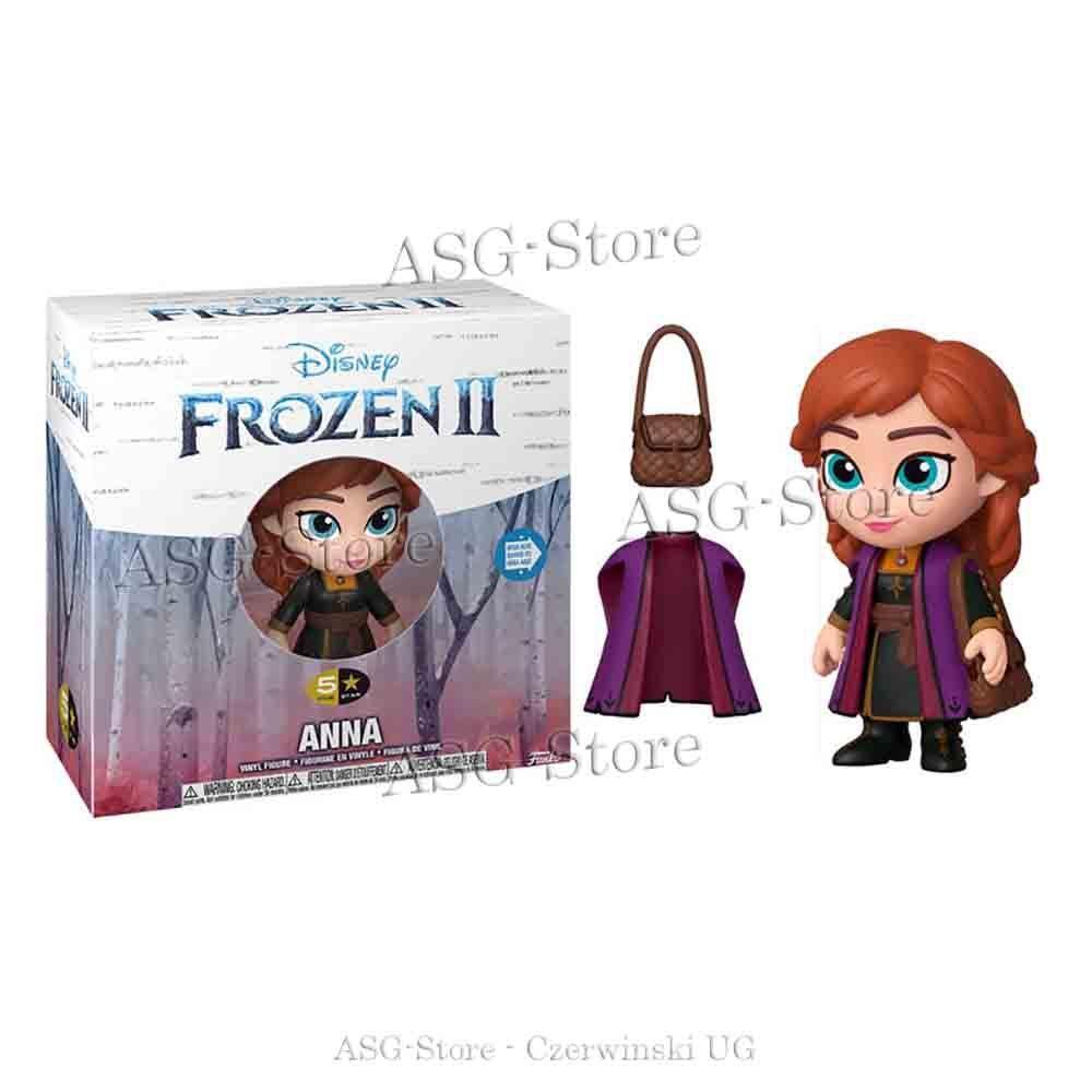 Funko 5 Star Figur Disney Frozen Anna