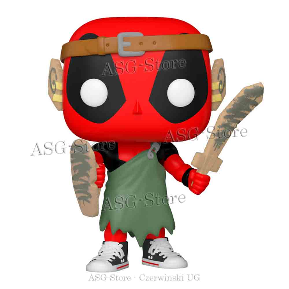 Funko Pop Marvel 780 Deadpool 30th Larp Deadpool
