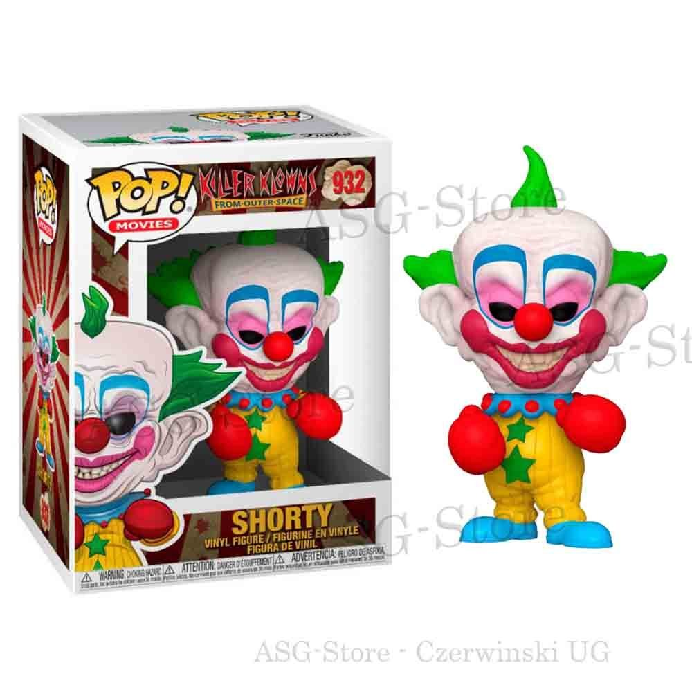 Funko Pop Movies 932 Killer Klowns Shorty