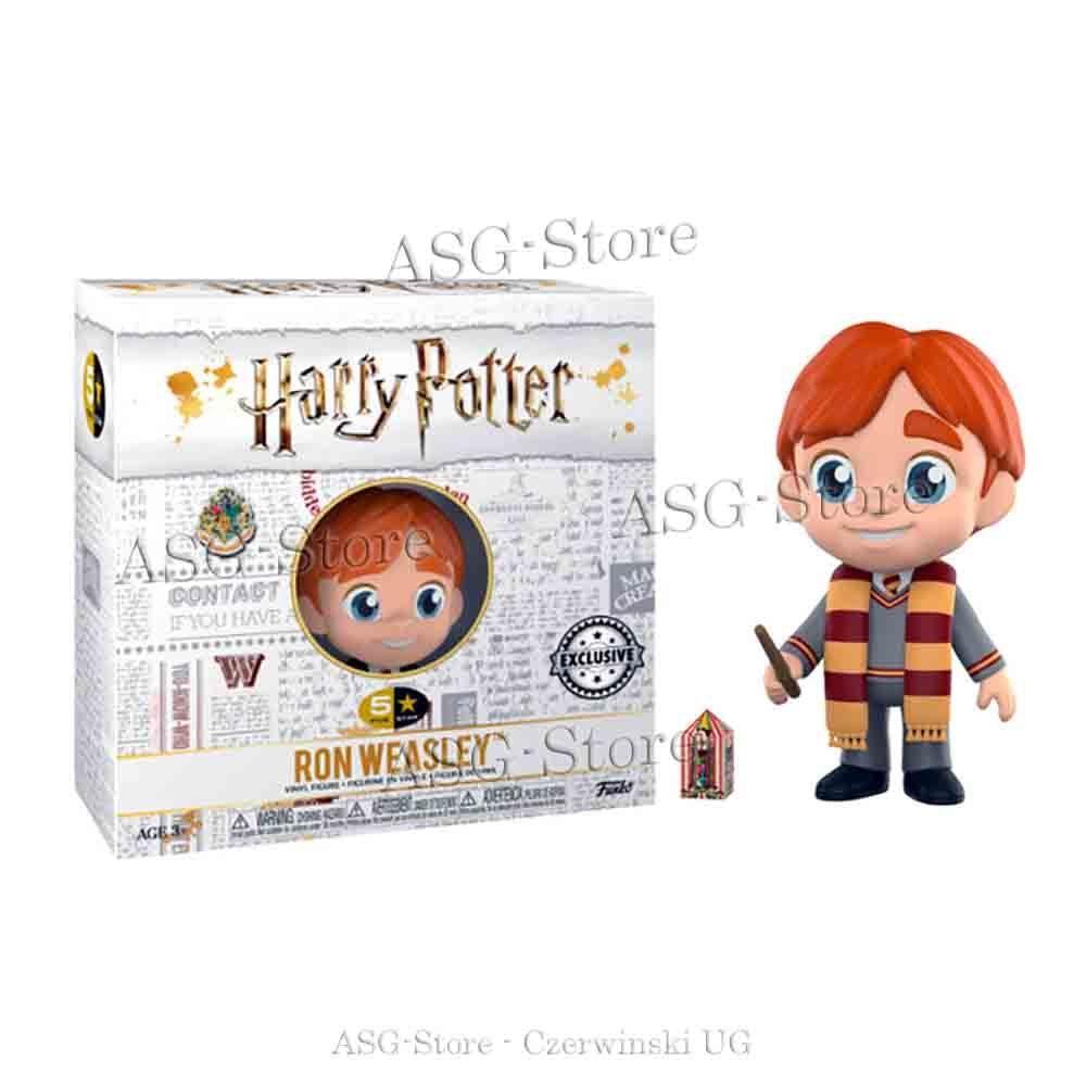 Funko 5 Star Figur Harry Potter Ron Weasley Gryffindor