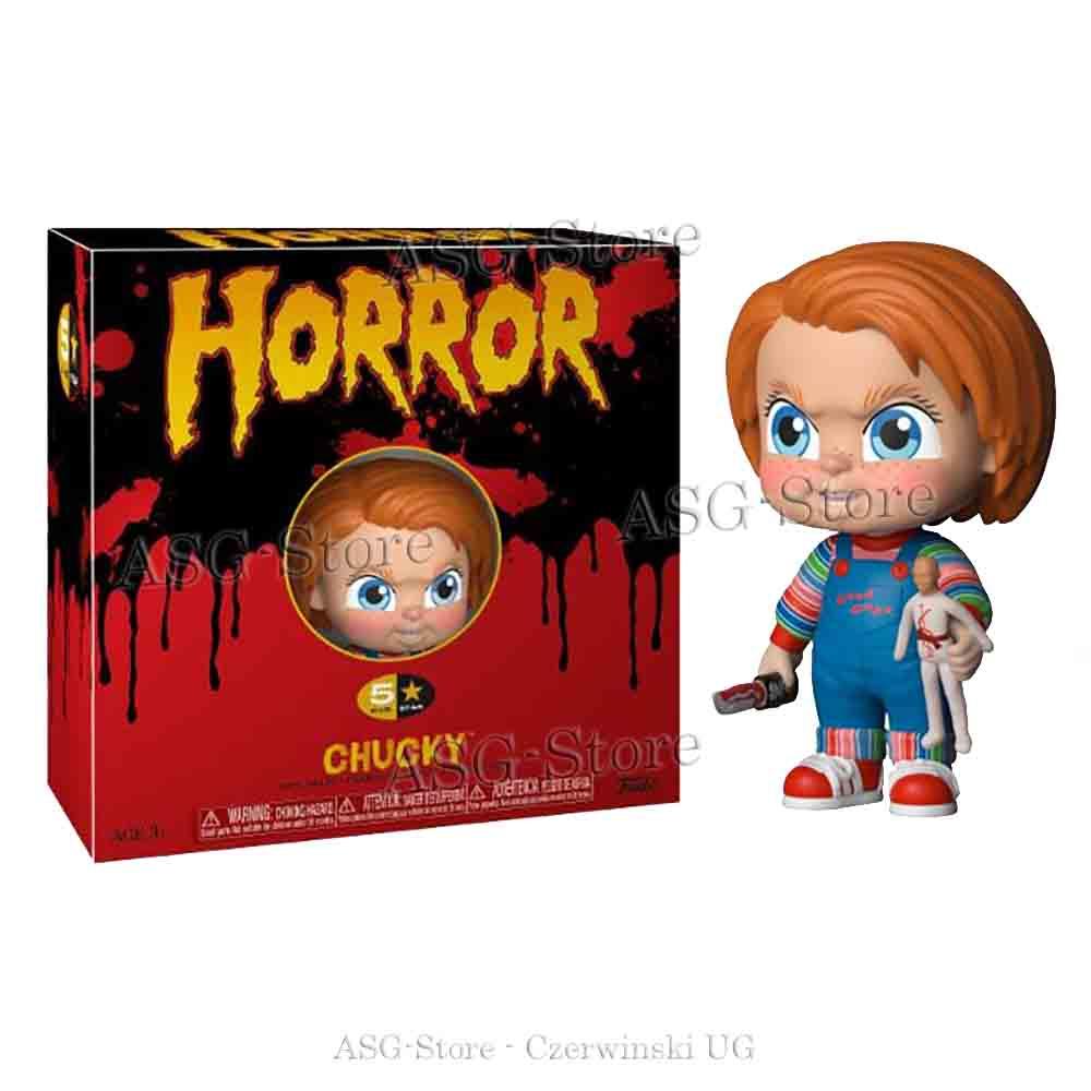 Funko 5 Star Figur Horror Chucky