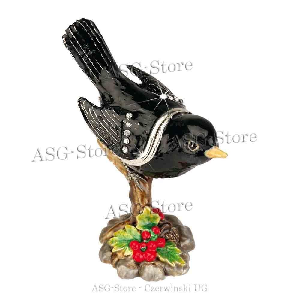 """""""Secrets"""" from Hidden Treasures Blackbird / Amsel"""