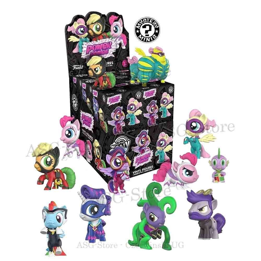 Funko Mystery Minis My little Pony Power Ponies