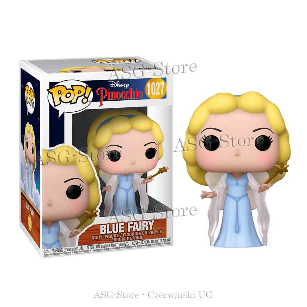 Funko Pop Disney 1027 Pinocchio Blue Fairy
