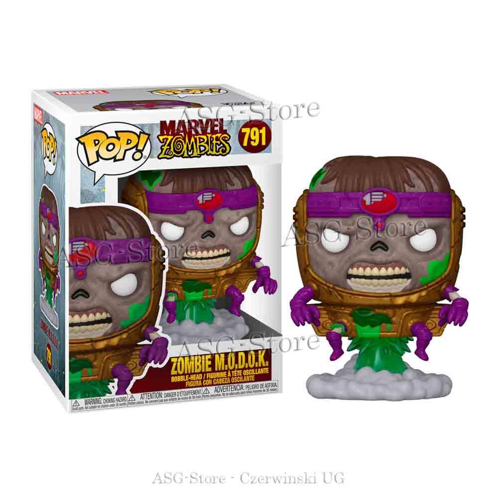Funko Pop Marvel 791 Zombie M.O.D.O.K.