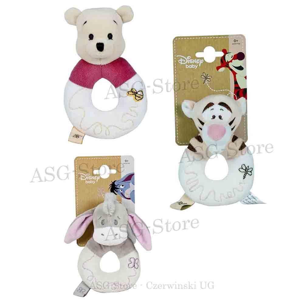 Babyrassel Walt Disney Winnie Pooh und Freunde