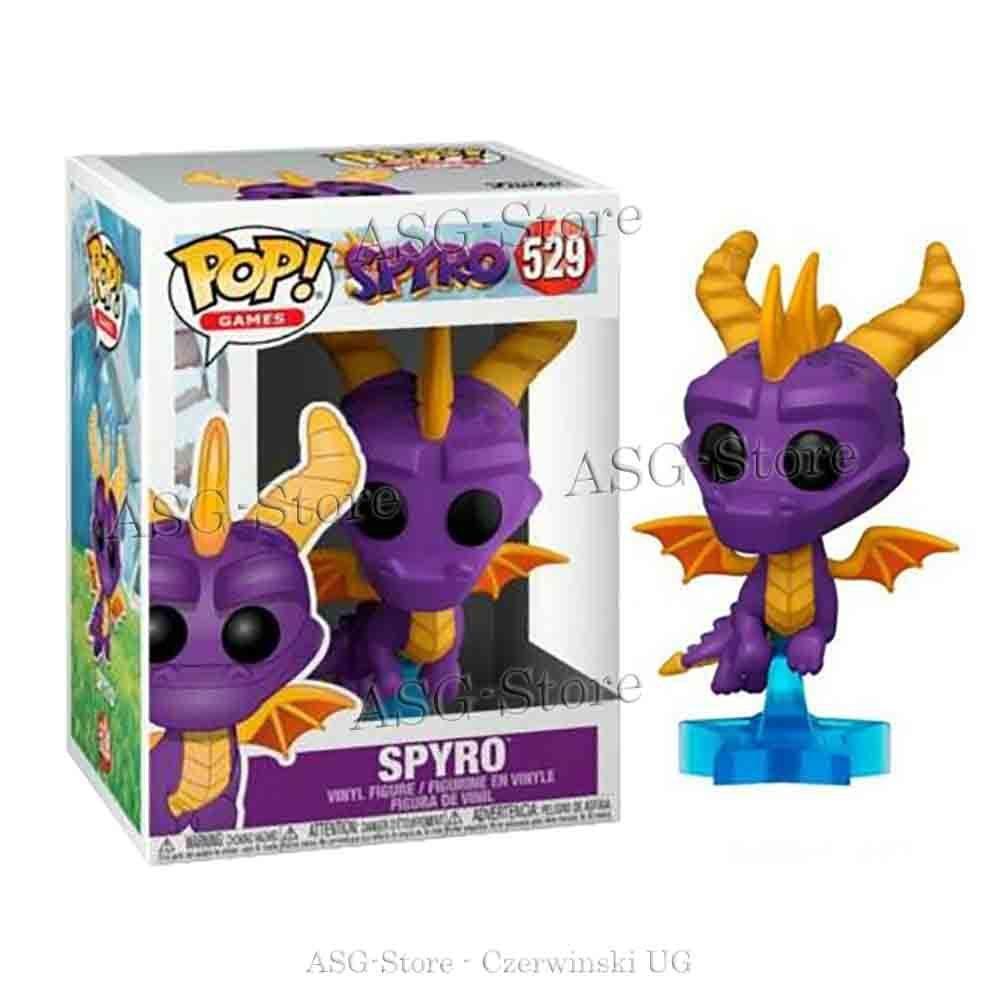Funko Pop Games 529 Spyro