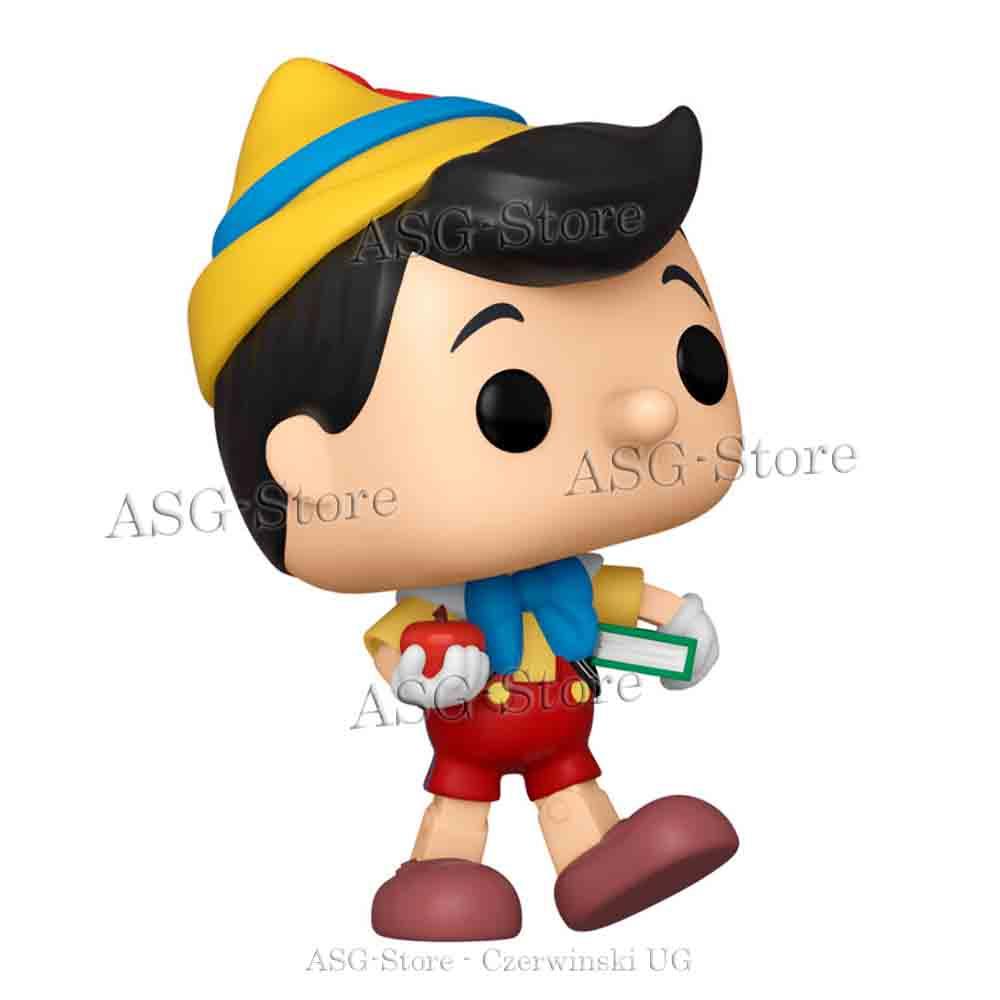 Funko Pop Disney 1029 Pinocchio School Bound Pinoccchio