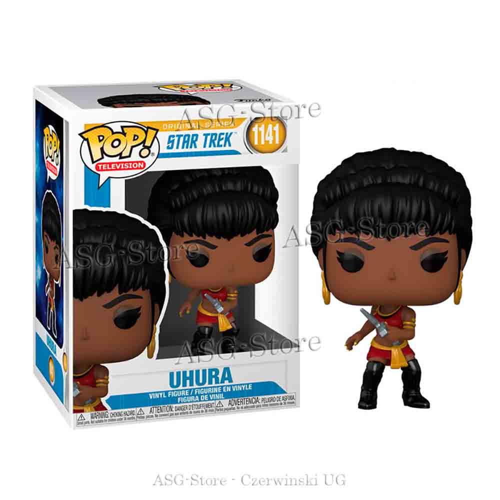 Funko Pop Television 1141 Star Trek Uhura